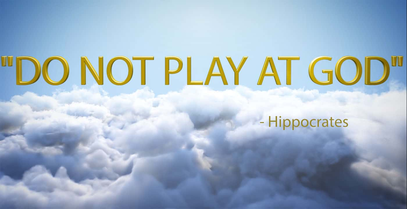 Do Not Play at God documentary feature film
